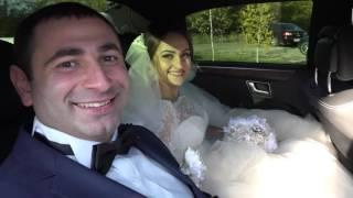 Видеосъёмка в Краснодаре и Адыгее. Армянская свадьба. Агасин и Дарина прогулка.