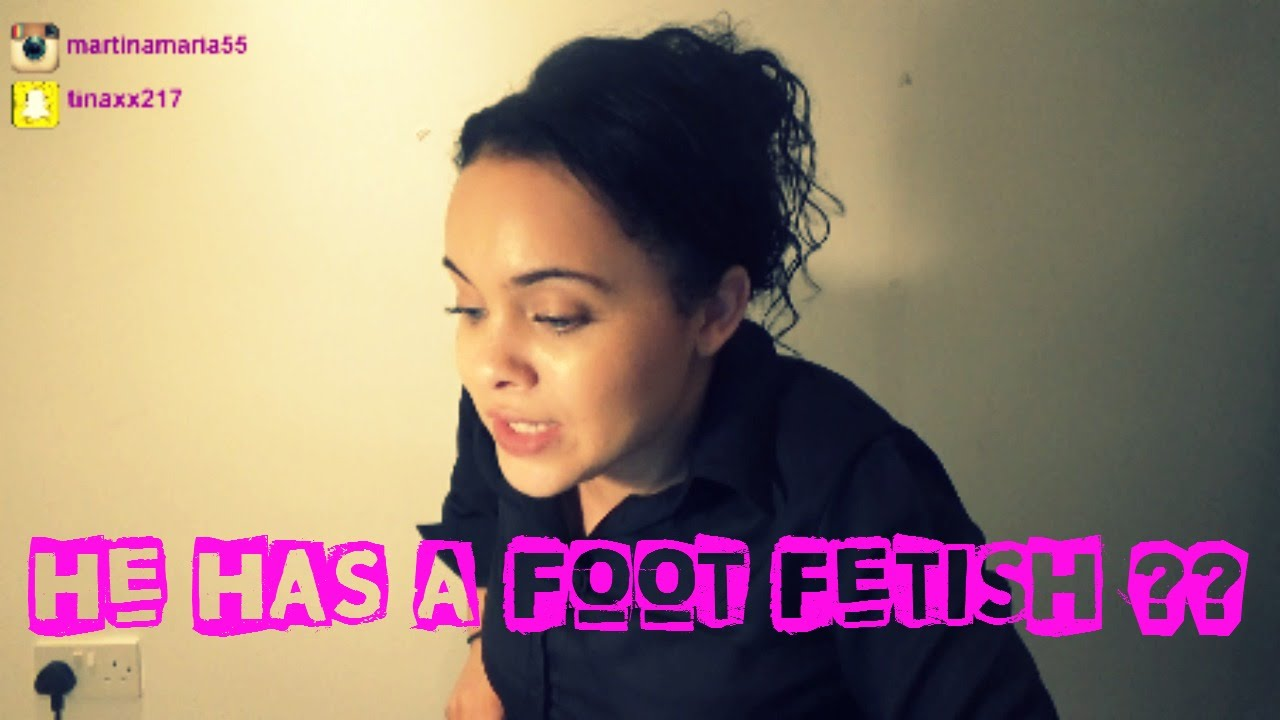 Live foot fetish cam