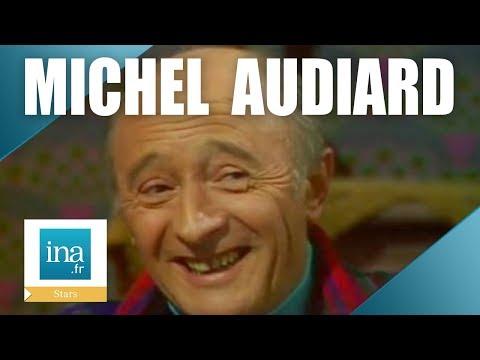 "Michel Audiard ""J'ai arrêté l'alcool à cause de Jean Carmet"" - Archive INA"