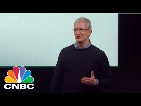 Tim Cook To Meet With Chinese Government | Tech Bet | CNBC