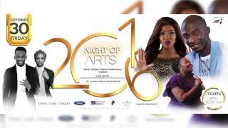 NIGHT OF ARTS 2016 PROMO featuring Karabo and Mmatema