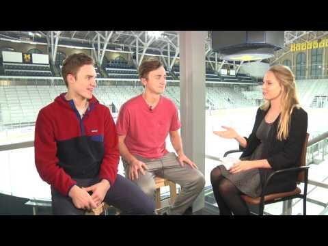 Wolverine Women: Josh Norris and Michael Pastujov Interview