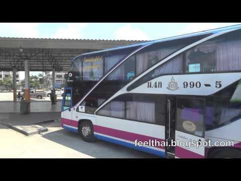 รีวิวรถทัวร์ภูเก็ต ชุมพร  รุ่งกิจทัวร์ ป1 Chumphon Phuket bu