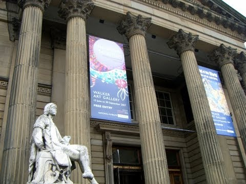 Walker Art Gallery, Liverpool, North West England, England, United Kingdom, Europe