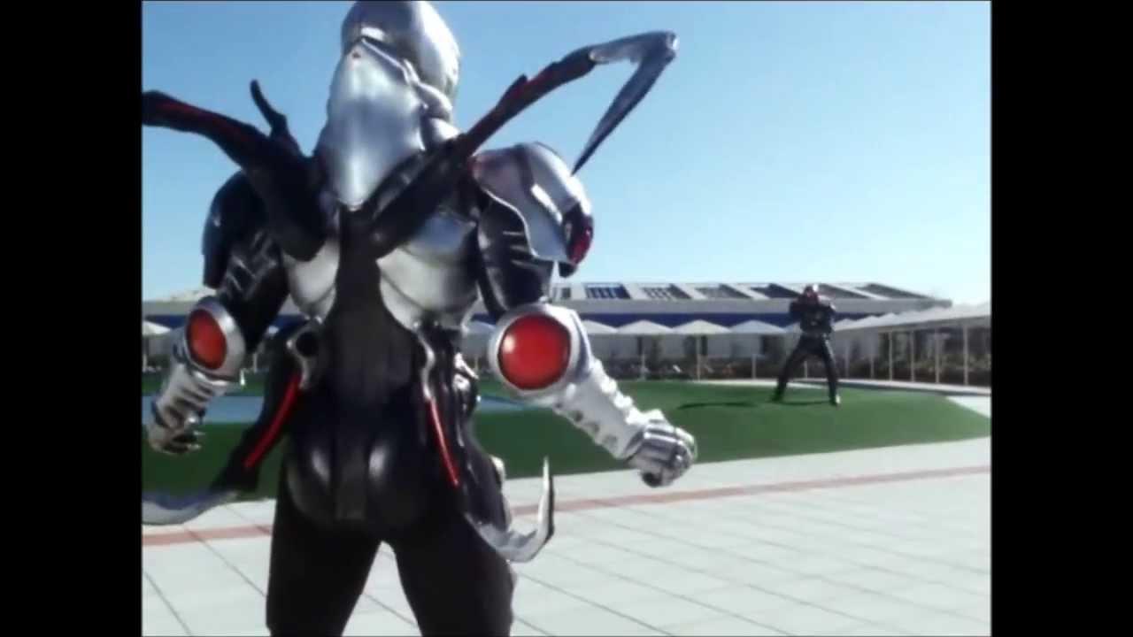 Rx Theme Rider Black Kamen