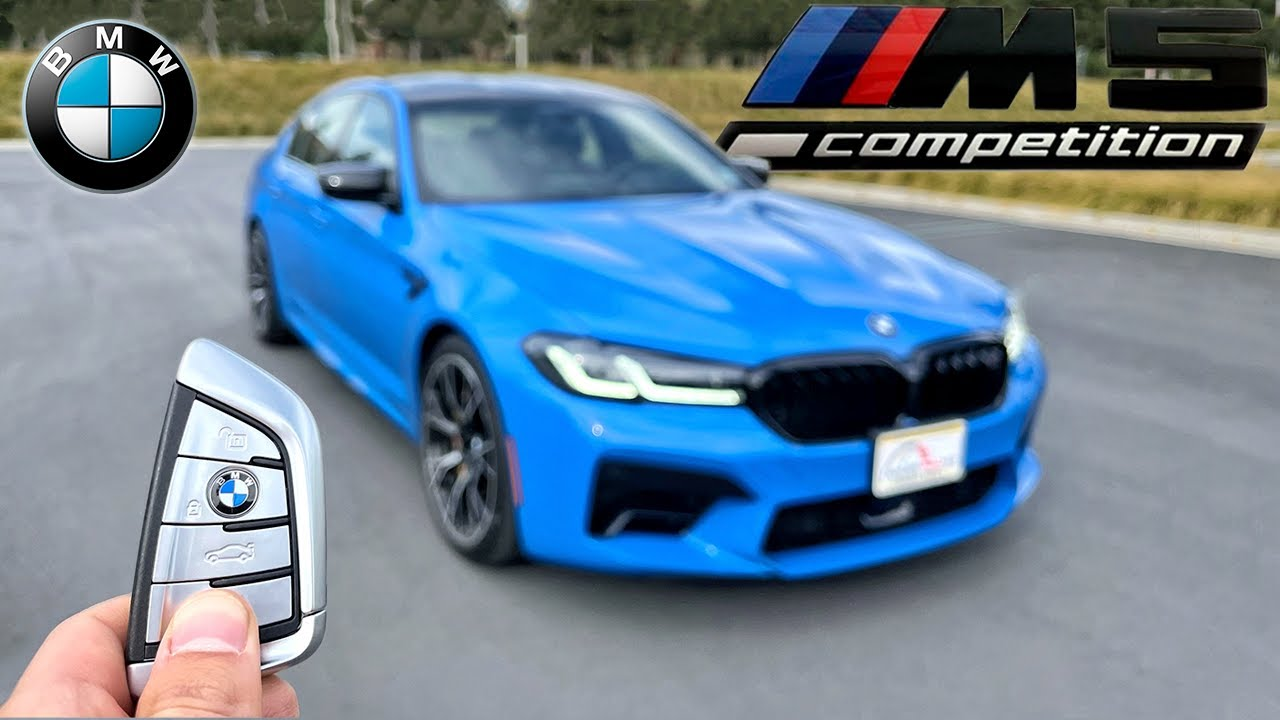 The 2021 BMW M5 Competition is a Missile with Massaging Seats (In-Depth Review)