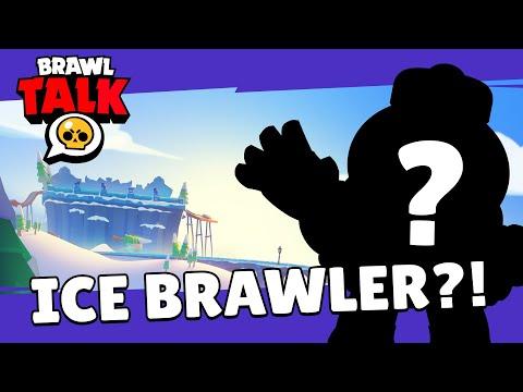Brawl Stars: Brawl Talk! New Season, Ice Brawler, and more!
