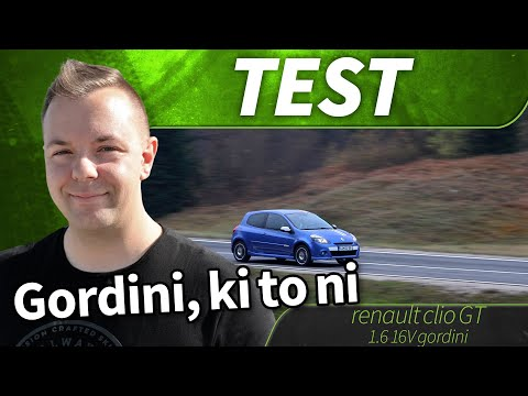 2012 renault clio 1 6 gt gordini test youtube. Black Bedroom Furniture Sets. Home Design Ideas