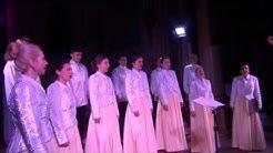 Le Choeur de Crimée en concert à Blanquefort (Gironde)