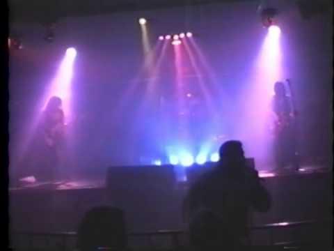 Funeral Of Dreams Performing at Goodies in Fullerton, CA, March 21, 1991