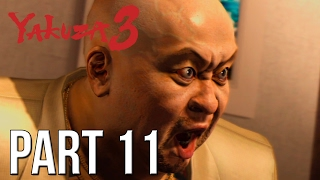 Let's Play Yakuza 3 - PS3 Gameplay Part 11 - The Ruse