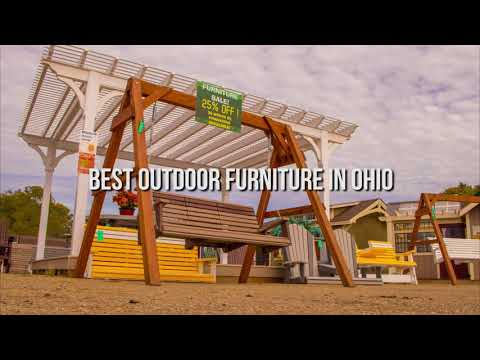 Outdoor Furniture Medina County Ohio ~ Amish Country Outdoor
