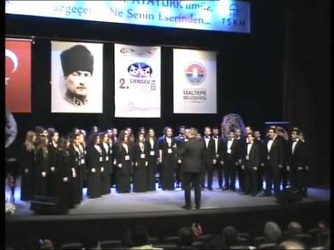 Uzun Kavak TRT ISTANBUL GENÇLİK KOROSU Istanbul Radio Choir
