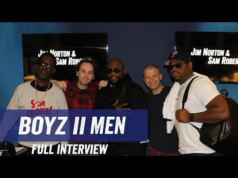 Boyz II Men - 'Under The Street Light', Philadelphia, Fighting - Jim Norton & Sam Roberts