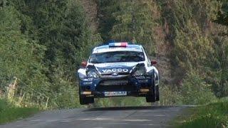 Rallye du Mont-Blanc Morzine 2015