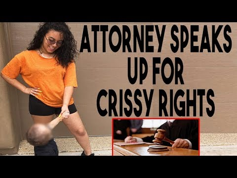 Crissy Has Legal Rights!  Lawyers Confirm she can get visitation....