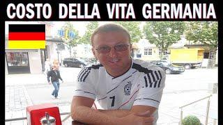 COSTO DELLA VITA in GERMANIA !!!