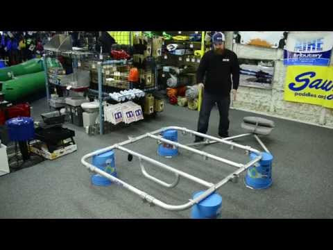Fishing Frame Assembly