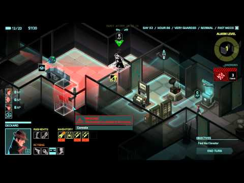 Invisible Inc Story 6 Memory Check
