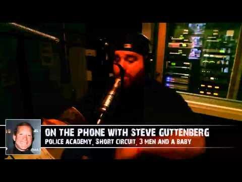 Patrico Interviews Steve Guttenberg