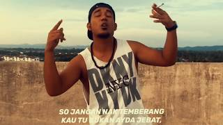Download ALEPHUNTER - BAHASA (prod by Sang Kakala)(Lyrics Video) Mp3