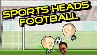 Sports Heads Football - HEADBUTT MACHINE - Gameplay/Commentaire Français [FR]