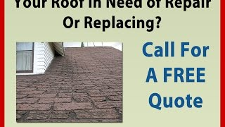 Find A Roofing Contractor Grand Blanc MI Call 810 503 0012 Free Roof Quote