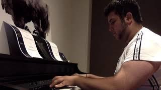 """""""The Night We Met"""" by Lord Huron performed by Steven Violaris (Mr YUKI)"""
