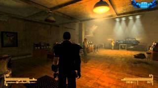 Fallout New Vegas PC Gameplay Part 4 Ultra High Settings 720p HD