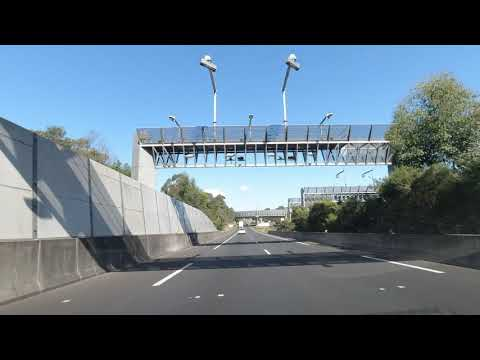 Marsden Park - Pennant Hills   Realtime Driving   Sydney   October 2020