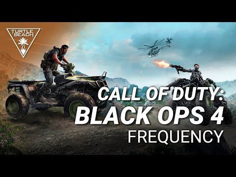 Call of Duty: Black Ops 4 - Frequency