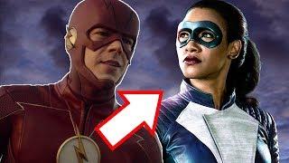 How Iris gets her Powers REVEALED Run Iris Run - The Flash 4x16 Teaser Breakdown