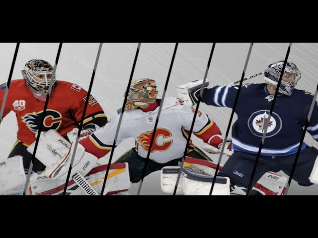 Goaltending: Flames vs Jets