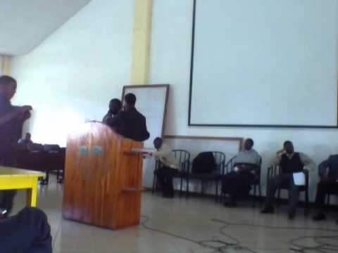 THE cabinet of ministry and MP  of university of arusha take an oath