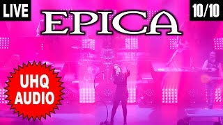 EPICA: Design Your Universe - London UK 13/4/18 *UHQ AUDIO* (10/10)