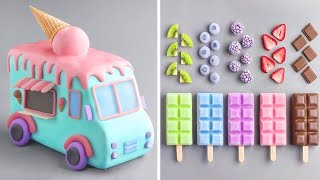 18+ Strawberry Cake Decorating Ideas You May Not Know | So Yummy Fruit Cake Ideas | Cake Lovers