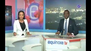JOURNAL BILINGUE 20H EQUINOXE TV  DU 1ER JANVIER 2018