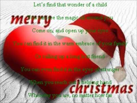 The Heart of Christmas- Matthew West - YouTube