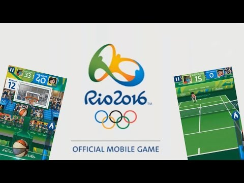 Обзор игр на ANDROID. РИО 2016
