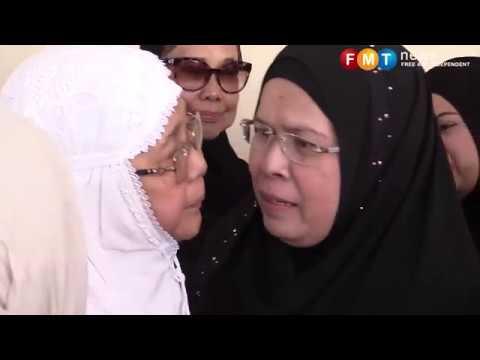 Tan Sri Sanusi meninggal dunia semasa menunggu azan Subuh