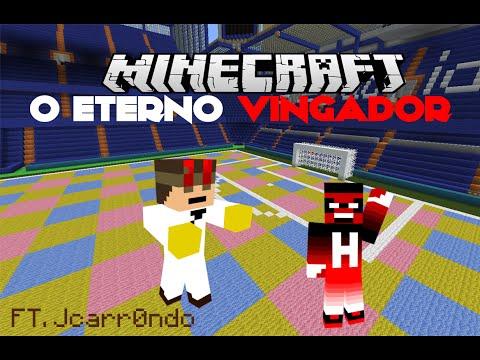 O eterno Vingador!! | Sports Mod | Minecraft [FT. Jcarr0ndo]