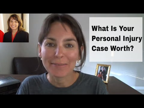 What Is Your Personal Injury Or Car Accident Case Worth? | Car Accident Attorney Orlando Florida