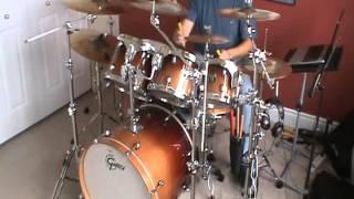 Breakdown - Tom Petty - Drum Cover