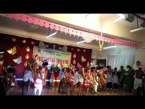 Birsa munda dance balkotsaw 2015 choreograph by ashish meshram