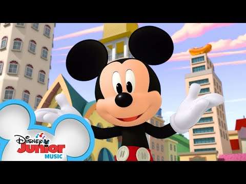 Theme Song Music Video! | Mickey Mouse Mixed-Up Adventures | Disney Junior