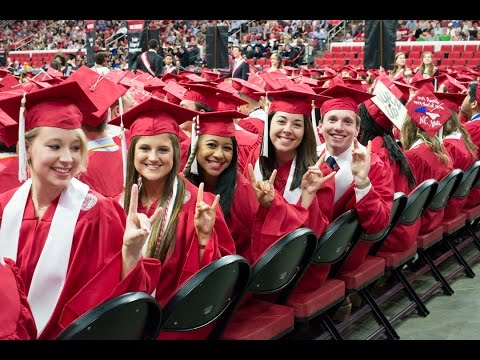 NC State 2016 Spring Commencement Ceremony