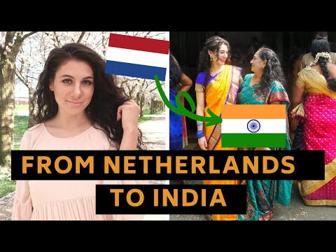 Why I Left The Netherland To Live In India As A Foreigner | TRAVEL VLOG IV