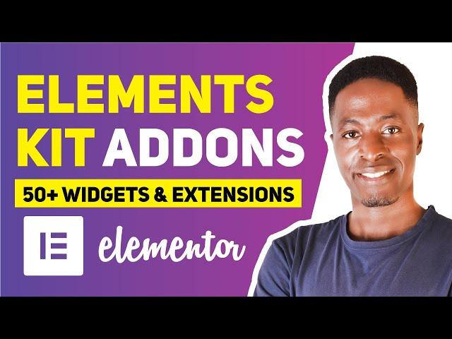 ELEMENTS KIT ADDONS for Elementor (50+ Widgets, Mega Menu, Header and Footer Builder)