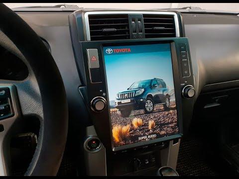 Магнитола для Тойота Прадо 150 2009-2013 Дилерский