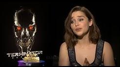 'Terminator Genisys': Emilia Clarke, Jai Courtney, Jason Clarke
